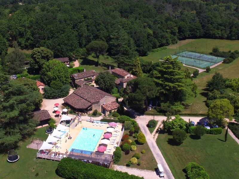 Sports activities at holiday resort cottages in Dordogne-Lot Gavaudun