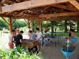 Tennis-table_village-gites_Dordogne_Gavaudun